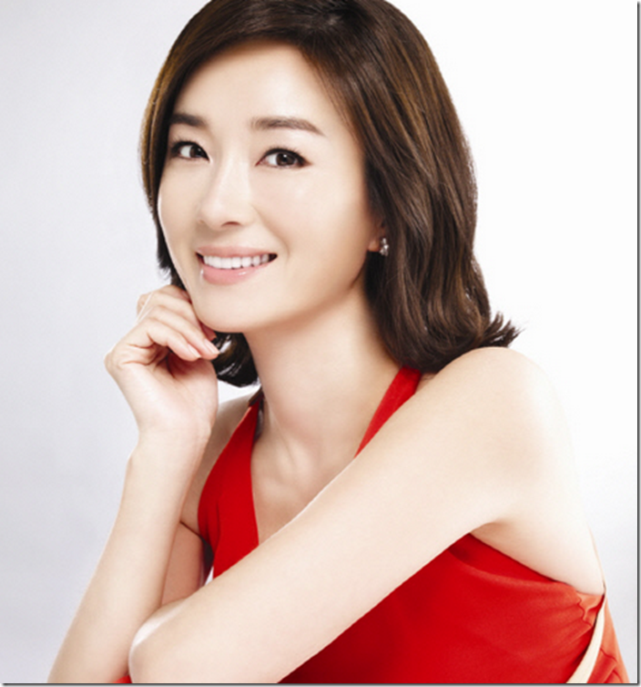 Actress Oh Yeon-soo - age: 45