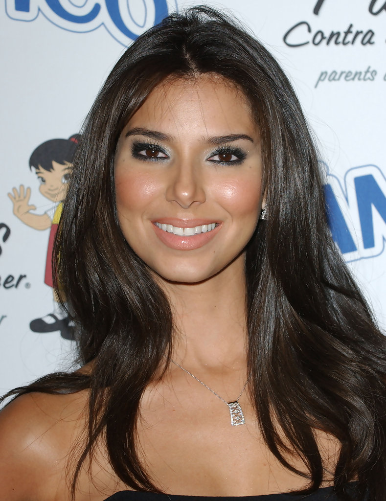 Movie actress Roselyn Sanchez - age: 47
