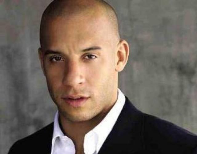 Actor Vin Diesel - age: 50