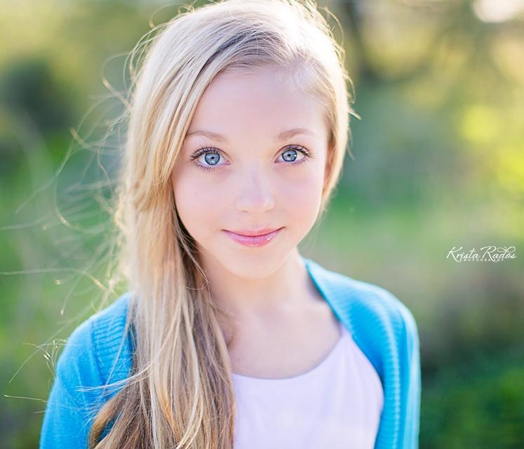 Dancer Brynn Rumfallo - age: 13