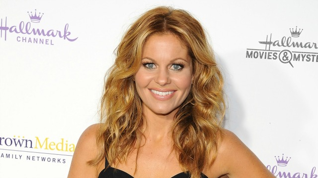 Actress Candace Cameron - age: 44