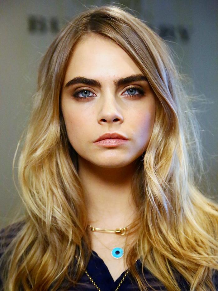 Model Cara Delevingne - age: 24