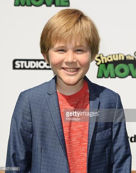 Actor Casey Simpson - age: 13