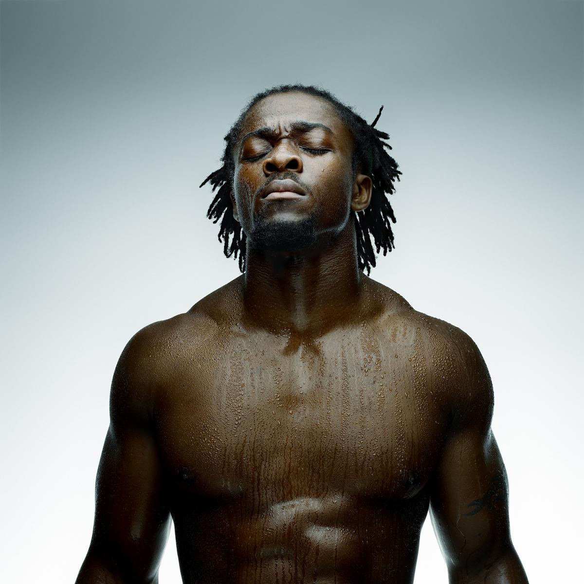 professional wrestler Kofi Kingston - age: 35