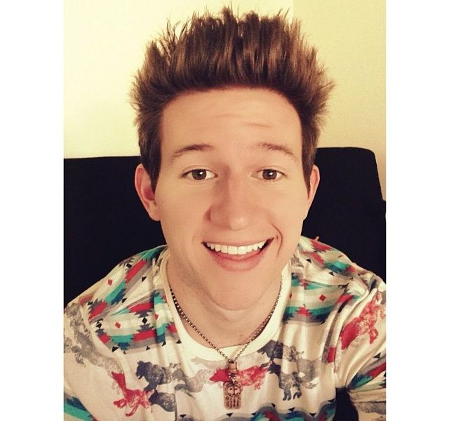 Web Video Star Ricky Dillon - age: 29