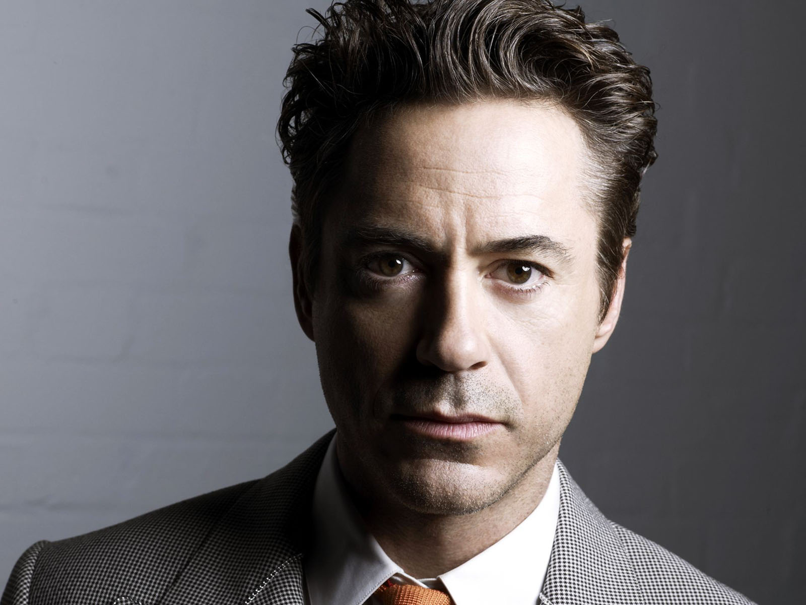 Actor Robert Downey Jr. - age: 56
