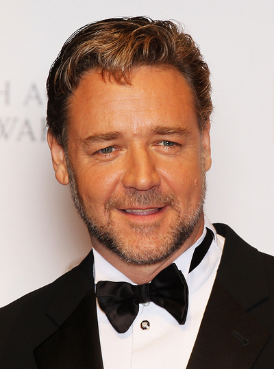 Movie Actor Russell Crowe - age: 57