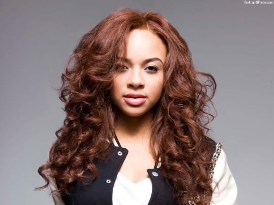 Pop Singer Alexis Jordan - age: 25