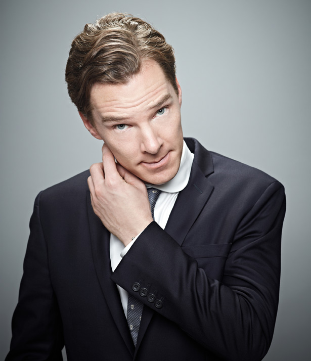 Actor Benedict Cumberbatch - age: 44