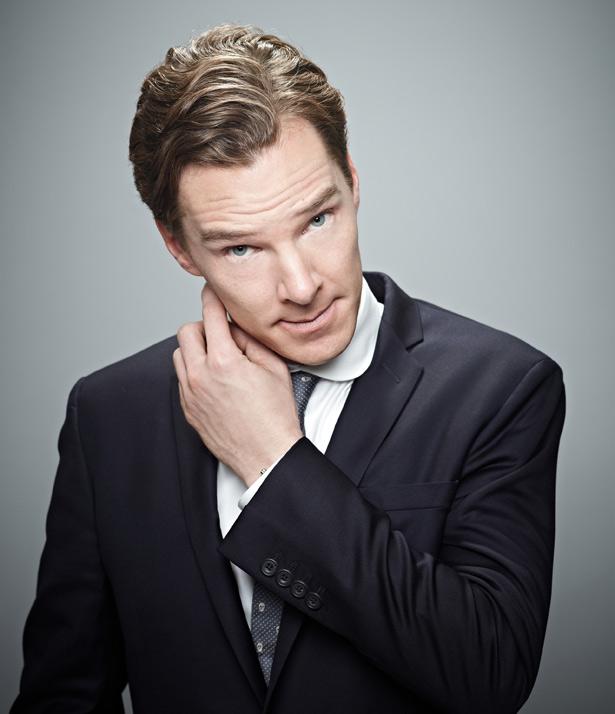 Actor Benedict Cumberbatch - age: 41