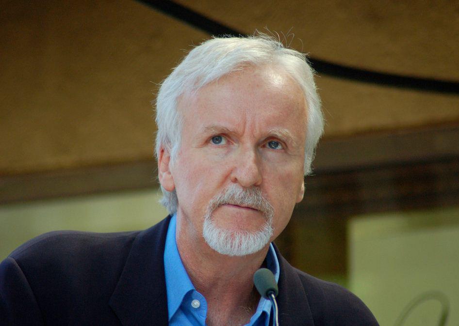 Film Director James Cameron - age: 66