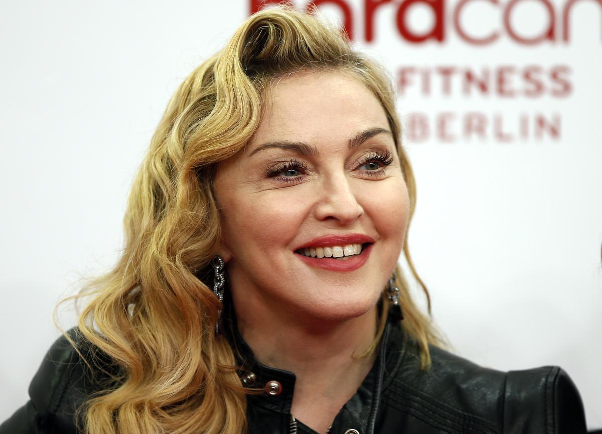 Singer Madonna - age: 62