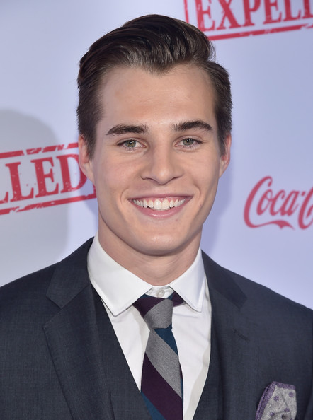 Actor Marcus Johns - age: 27