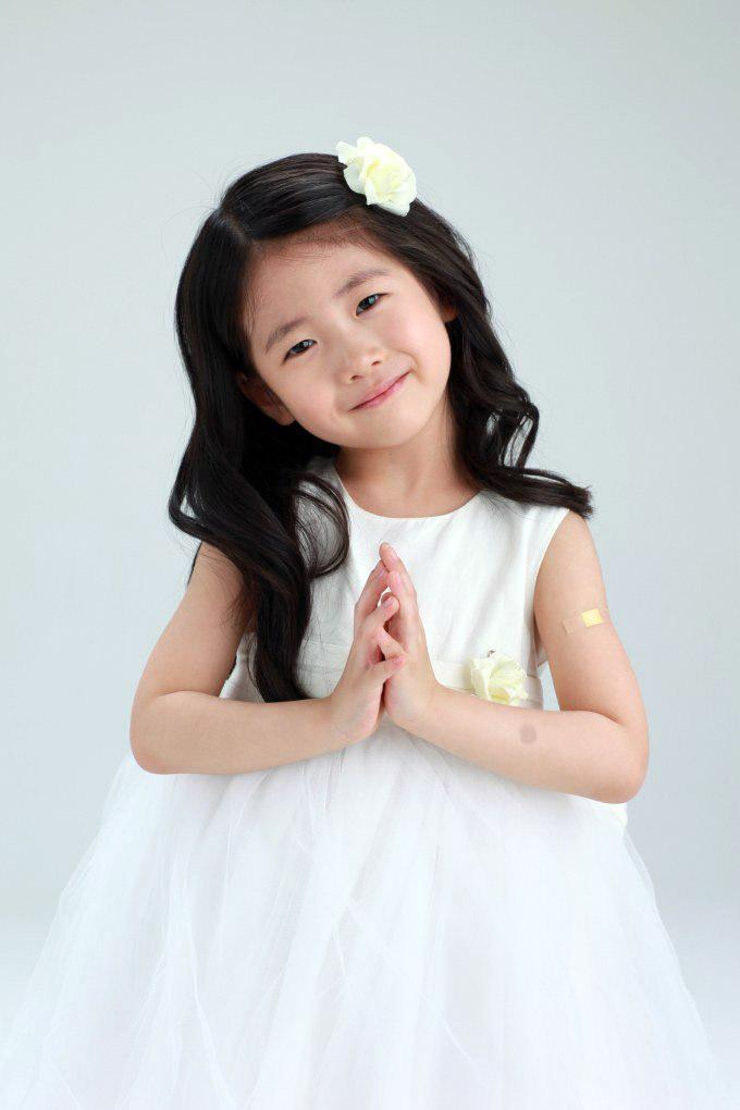 Actress Park Min Ha - age: 10