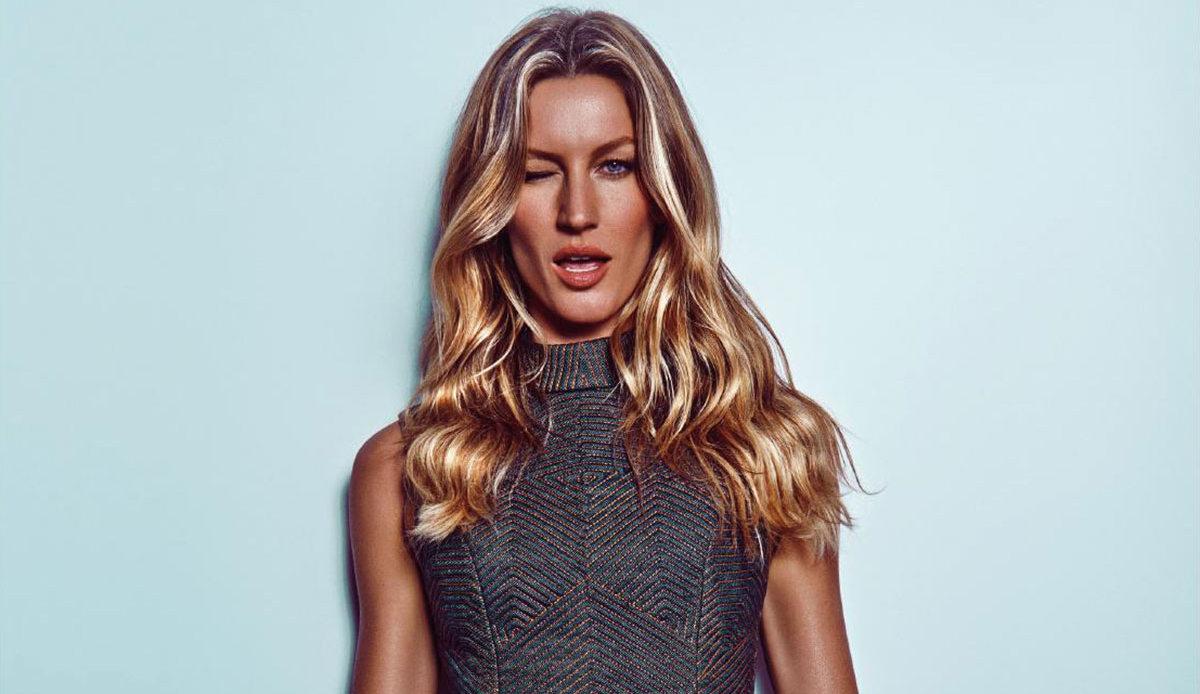 Model Gisele Bündchen - age: 40