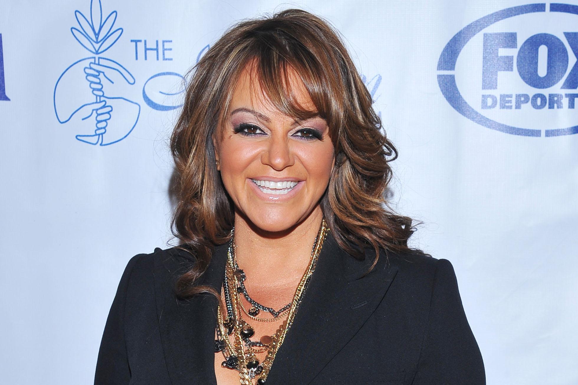 Singer Jenni Rivera - age: 43