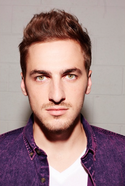 Actor Kendall Schmidt - age: 27