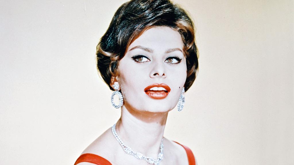 Actress Sophia Loren - age: 86
