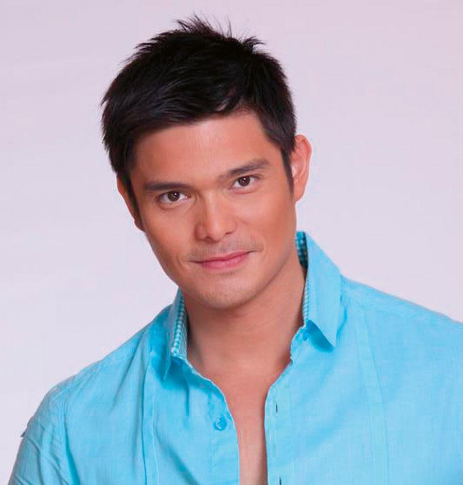Actor Dingdong Dantes - age: 36