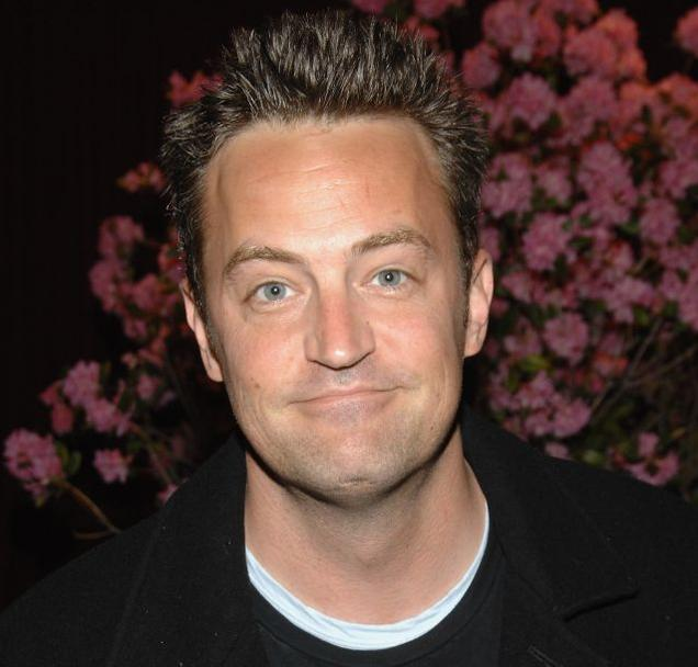 Actor Matthew Perry - age: 48