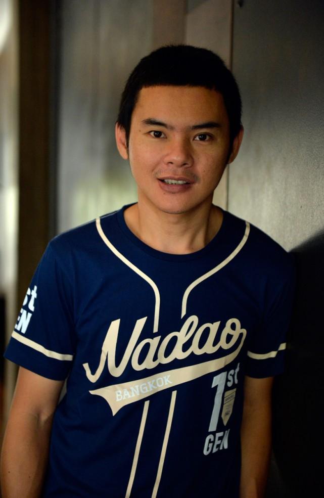 Film Director Songyos Sugmakanan - age: 47