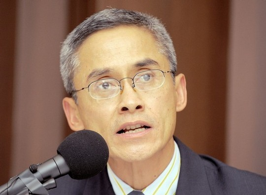 Law Professor Vitit Muntarbhorn - age: 64