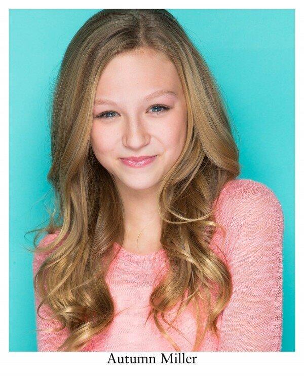Dancer Autumn Miller - age: 15