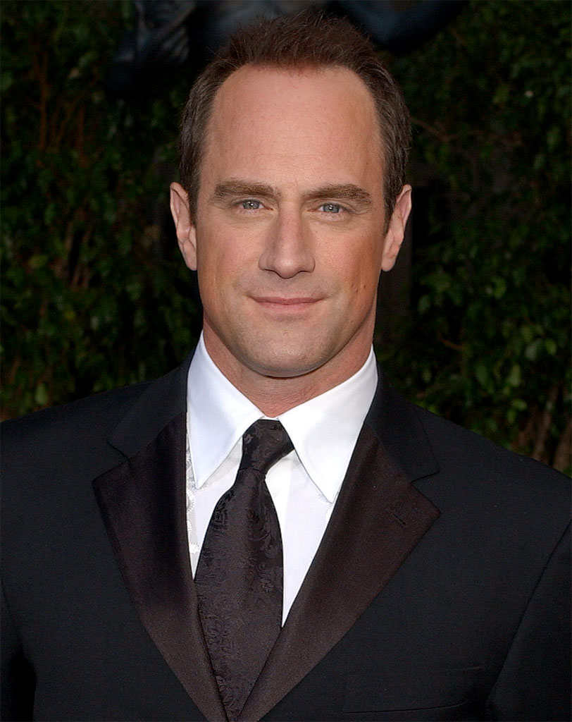 Actor Chris Meloni - age: 60