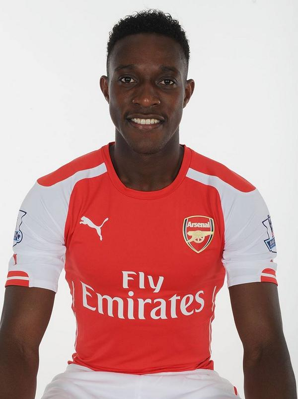 Soccer Player Danny Welbeck - age: 26