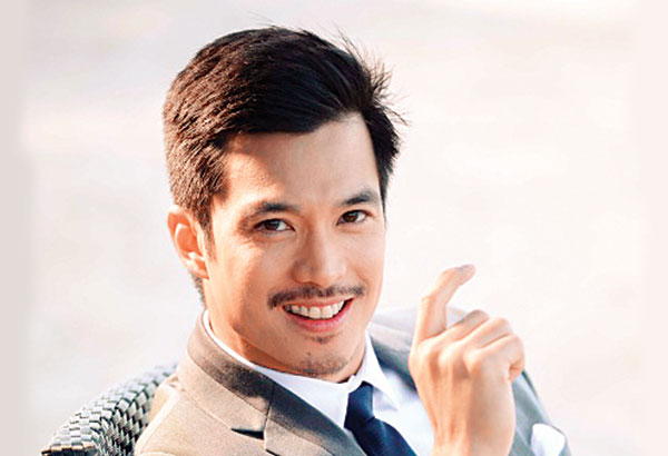 Actor Diether Ocampo - age: 41