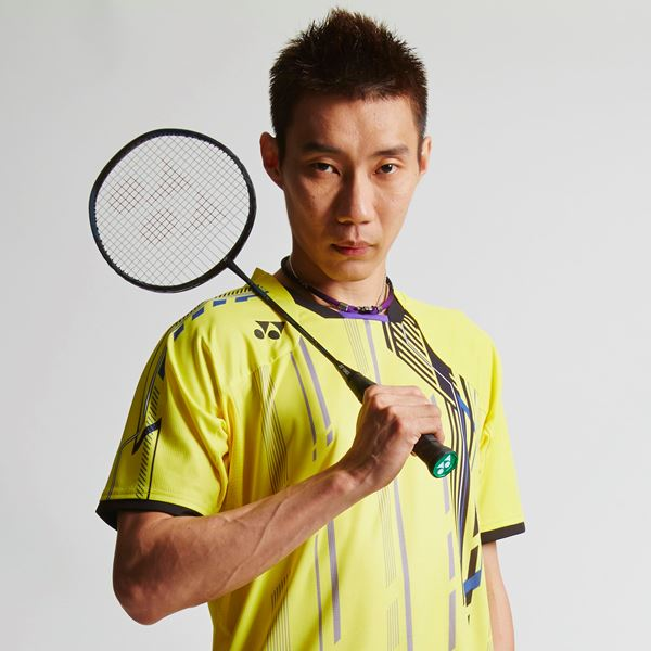 Badminton Player Lee Chong Wei - age: 34