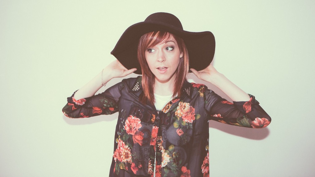 violinist, dancer and performance artist Lindsey Stirling - age: 34