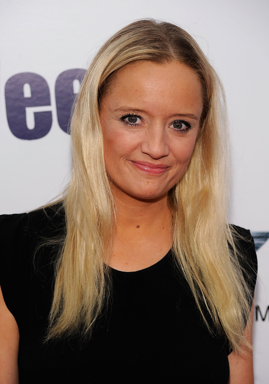 Movie actress Lucy Davis - age: 44