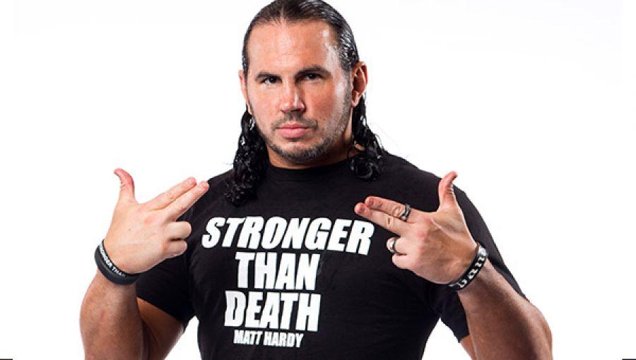 professional wrestler Matt Hardy - age: 46