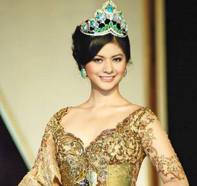Puteri Indonesia Qory Sandioriva - age: 29