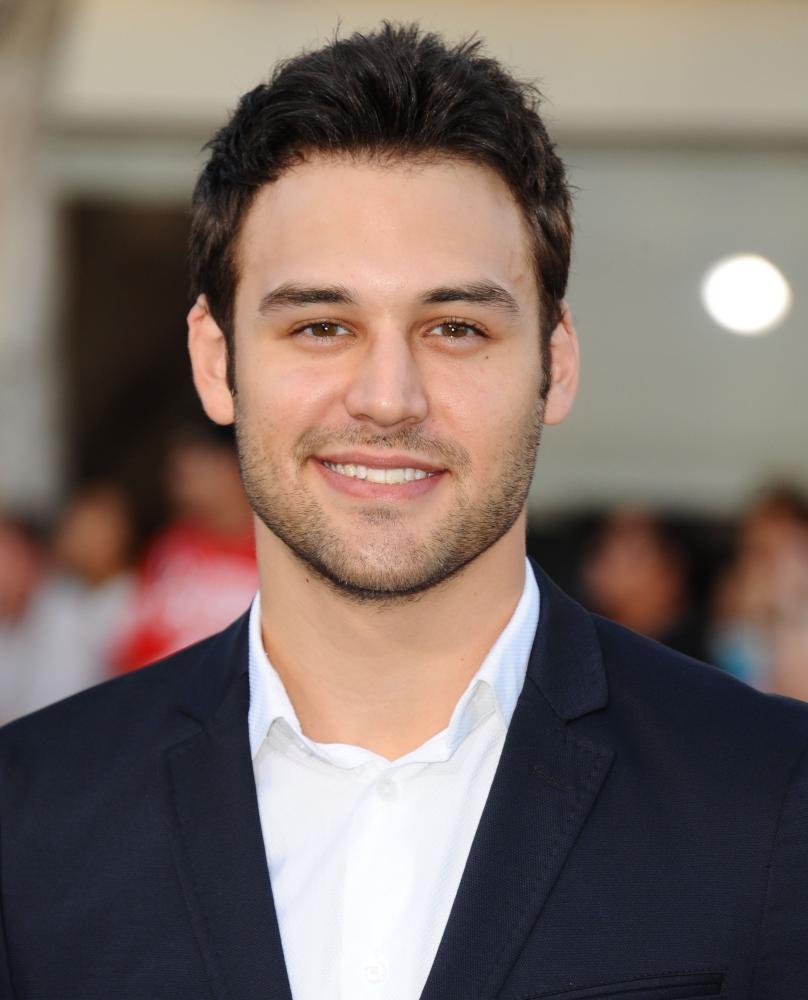 Actor Ryan Guzman - age: 33