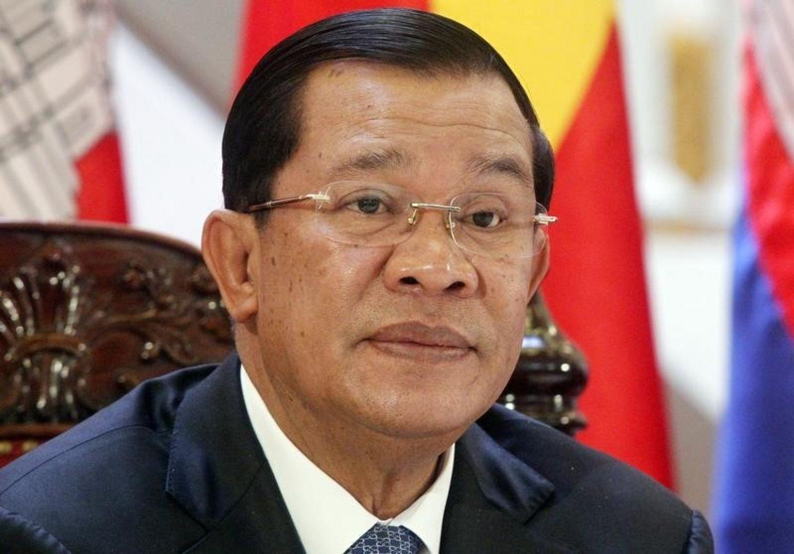 Cambodian Politician Hun Sen - age: 68