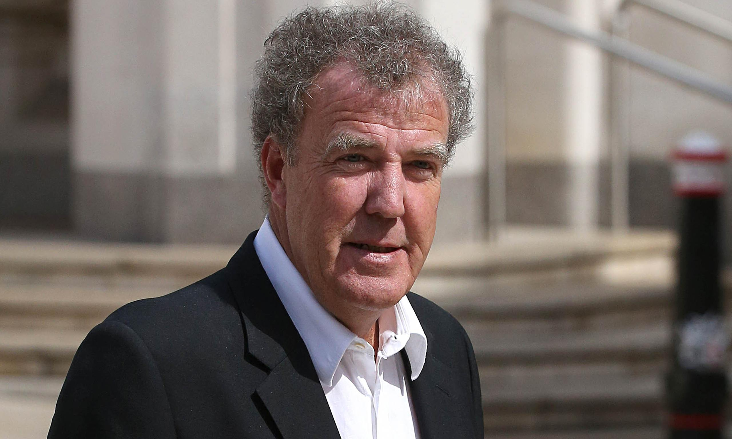 TV Show Host Jeremy Clarkson - age: 61