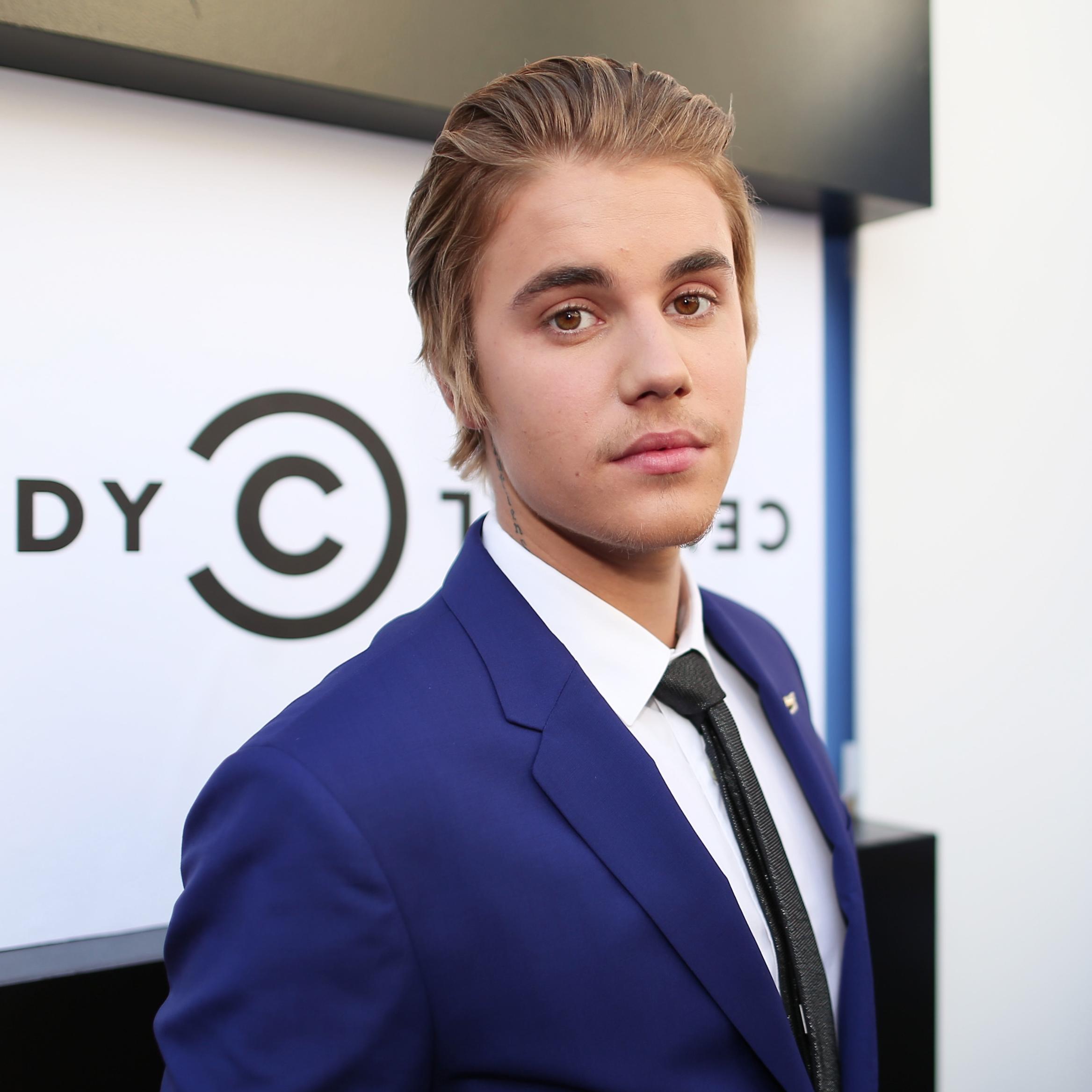 Singer Justin Bieber - age: 23