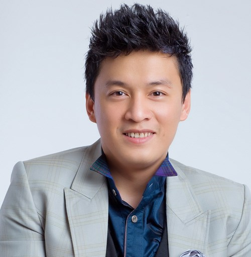 Singer Lam Truong - age: 42