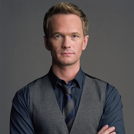 Actor Neil Patrick Harris - age: 47