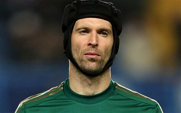 Soccer Player Petr Cech - age: 35