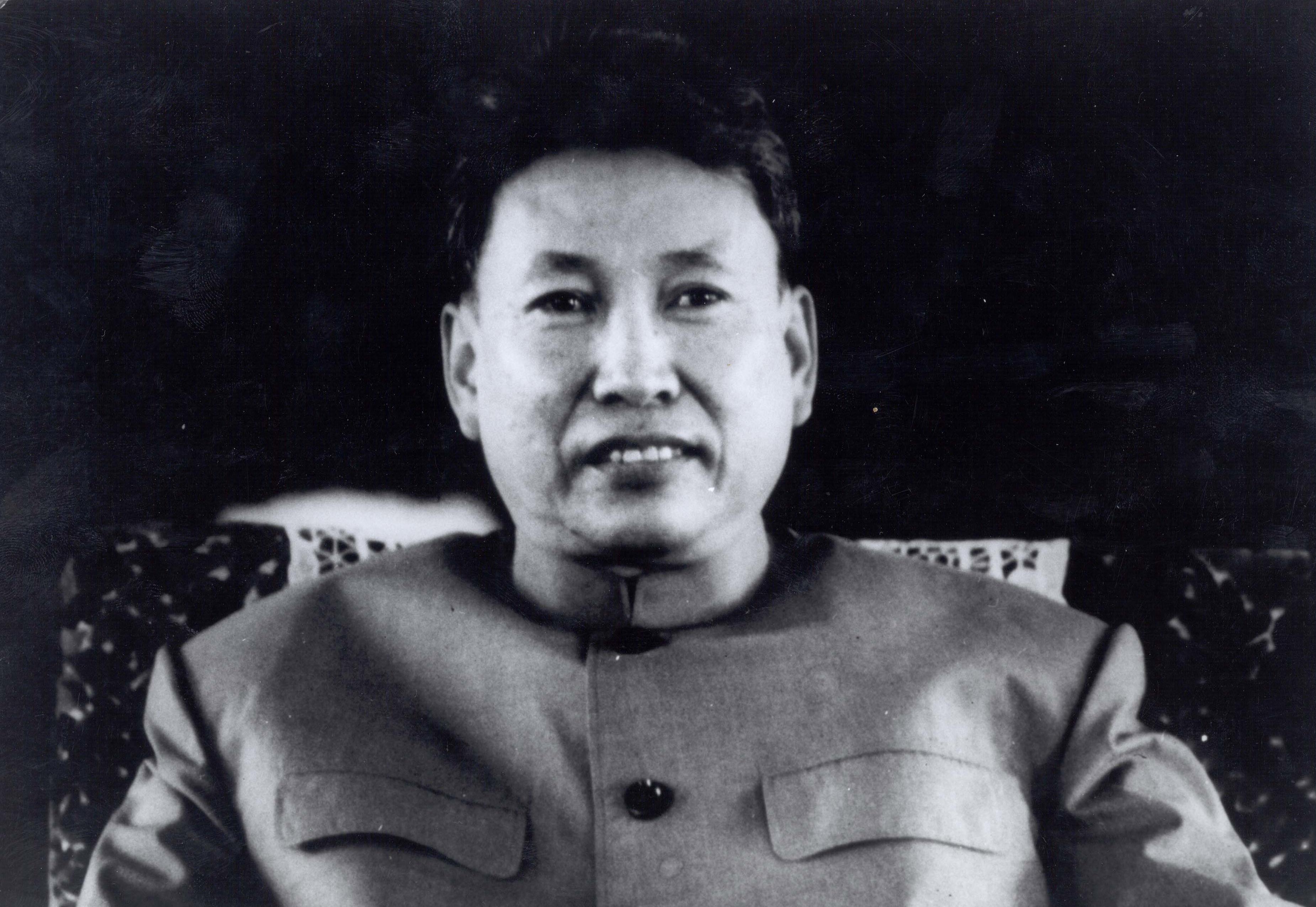 Cambodian Revolutionary Pol Pot - age: 72