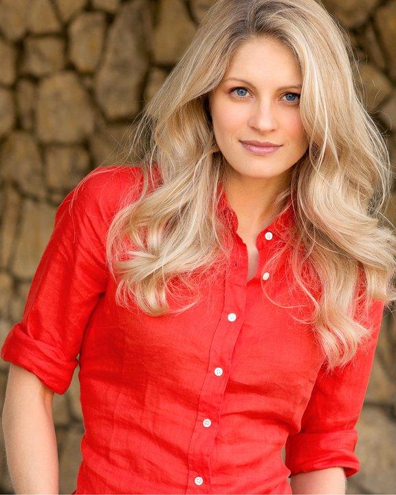 TV Actress Sara Rehnmark - age: 40