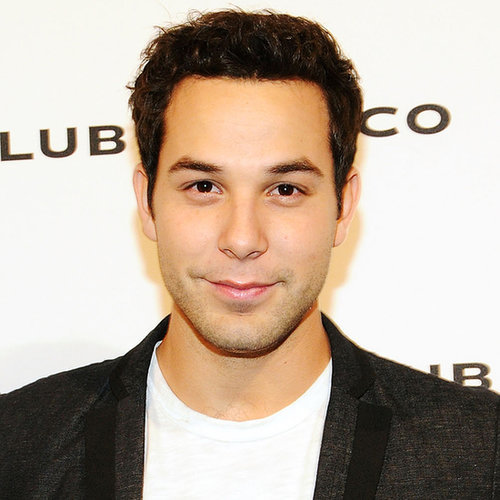 actor and singer Skylar Astin - age: 33