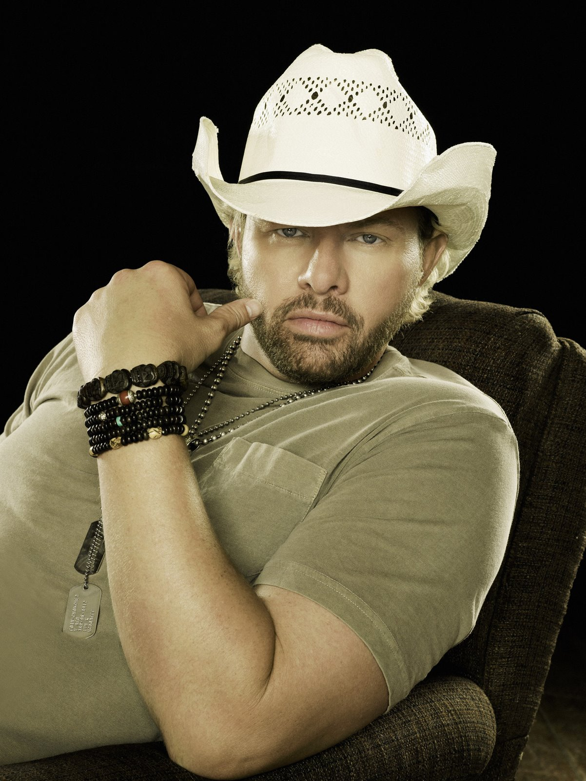 Singer Toby Keith - age: 59