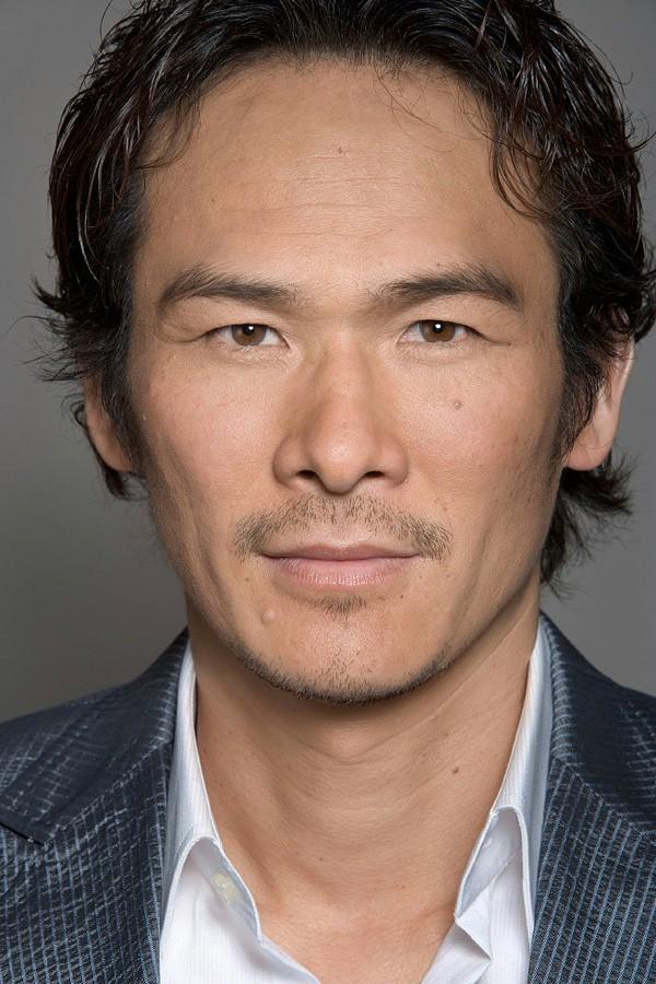 Actor Tsuyoshi Ihara - age: 57