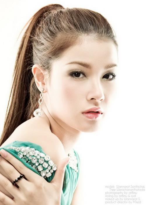 Actress Wannarot Sonthichai - age: 28