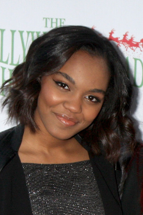 Singer China Anne McClain - age: 19
