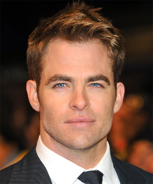 Actor Chris Pine - age: 37